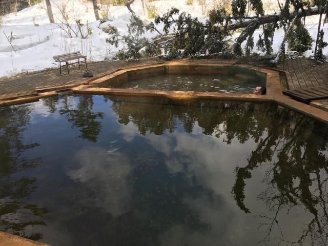 Кунашир: горячие источники