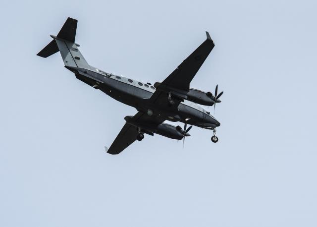 Самолет-разведчик США не долетел до Приднестровья