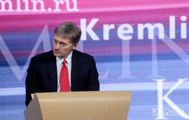 Песков рассказал об отношении к профессии чиновника