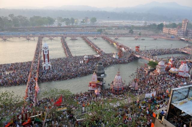 В Индии отмечают крупнейший религиозный праздник