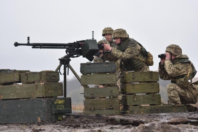Украинские силовики обстреляли территорию ДНР девять раз — СЦКК