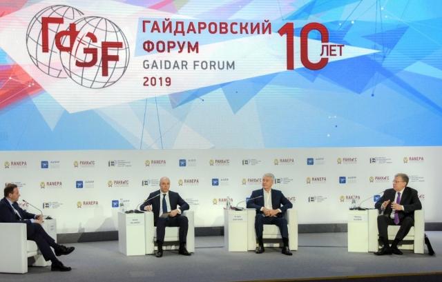 Собянин и Силуанов с сарказмом обсудили национальные проекты