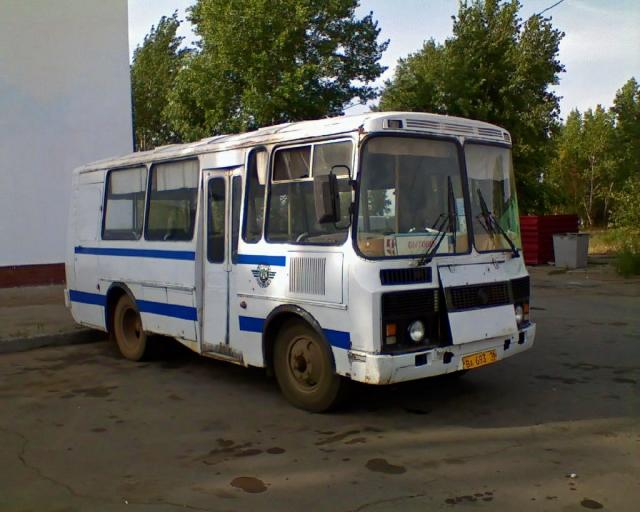 Маршрутный автобус ПАЗ