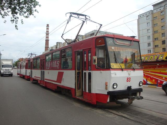 Трамвай. Тула