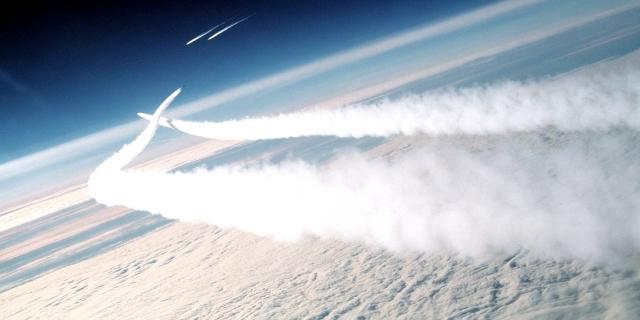 Источник: на Дальнем Востоке столкнулись два Су-34