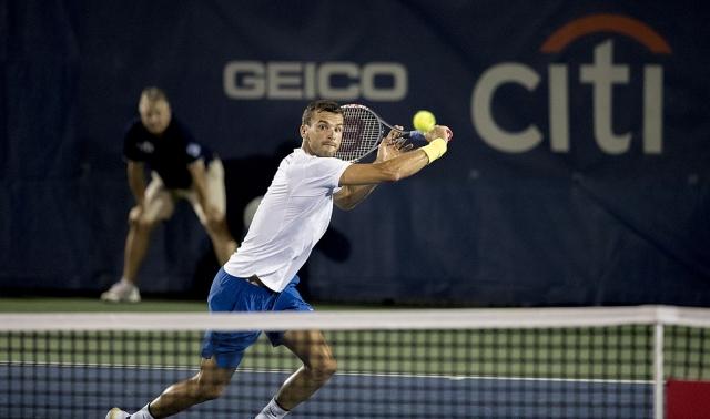 Димитров обыграл Фаббьяно и вышел в четвёртый круг Australian Open