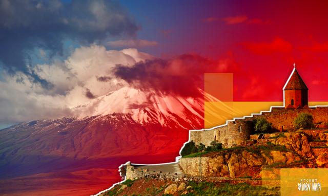 Армении суждено первой взять огонь на себя