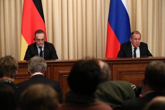 Берлин возложил на Москву ответственность за сохранение договора РСМД