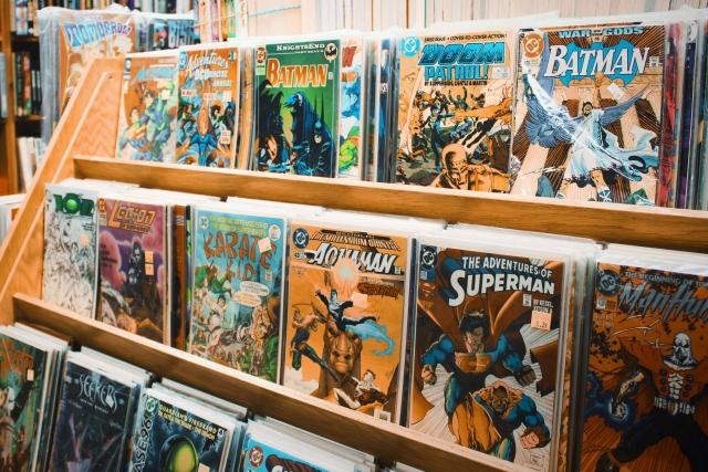 В США похитили коллекцию комиксов стоимостью около $1,4 млн