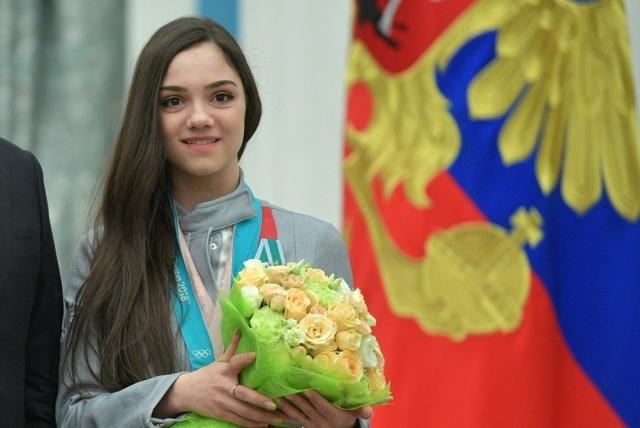 Фигуристка Медведева сообщила о своем скором возвращении в Канаду