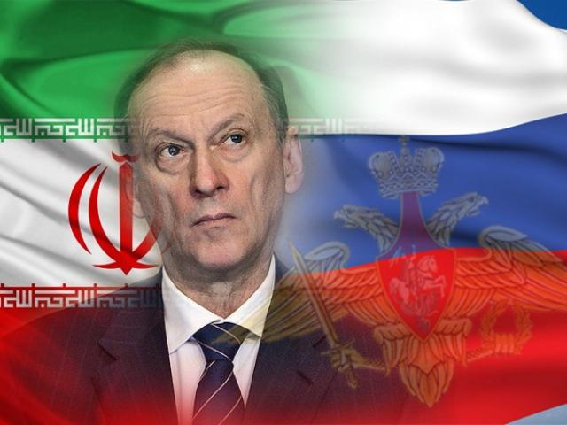 Патрушев Иран