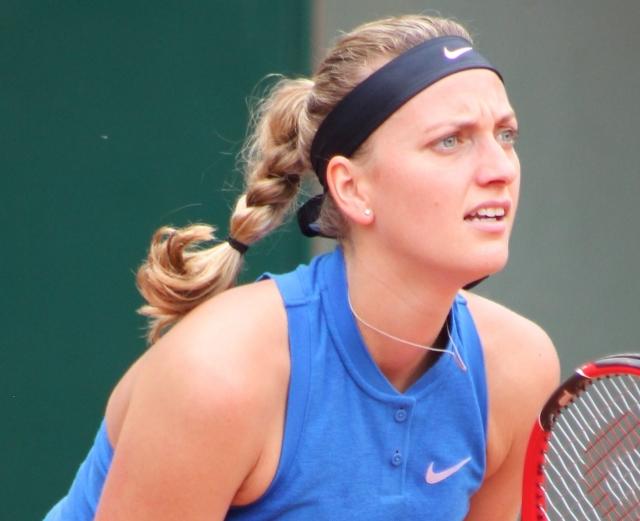 Квитова вышла в четвертьфинал Australian Open и может сыграть с Шараповой