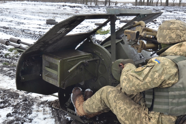 ЛНР: три раза нарушен режим прекращения огня боевиками ВСУ