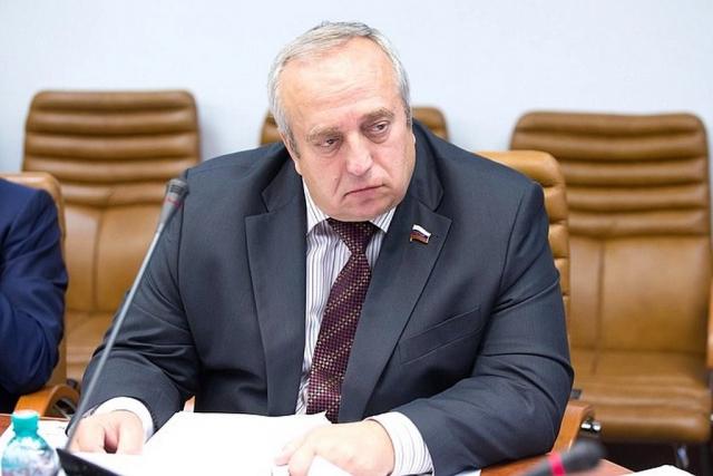 Клинцевич: Провокатор предложил направить ракеты на Петербург