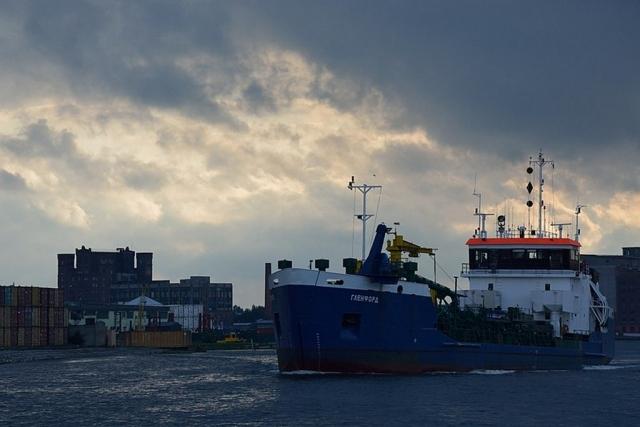 Эксперт: «Новый контейнерный порт в Калининграде — фикция»