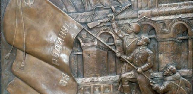 Реконструкторы провели «пленных немцев» по Новгородскому кремлю