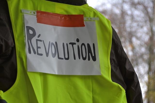 Во Франции задержали около 300 участников протеста