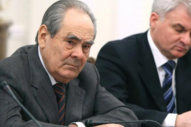 Бывший глава республики Татарстан Минтимер Шаймиев