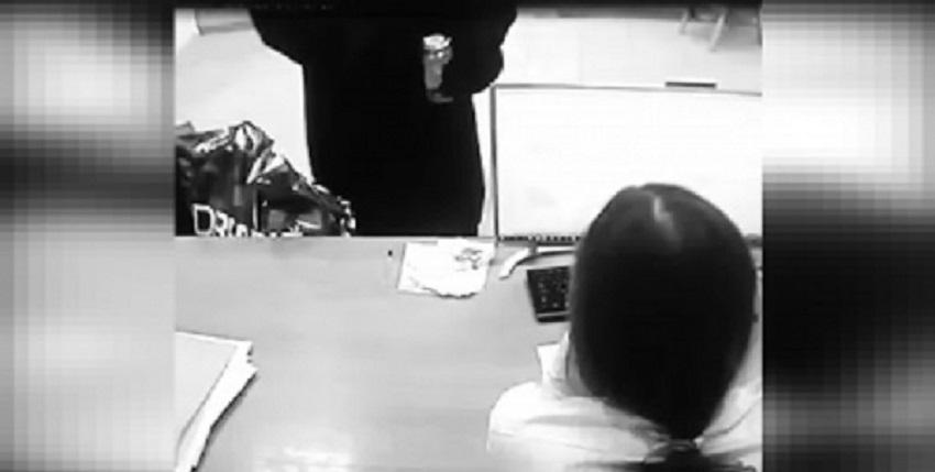 Посетительница плеснула кислотой в лицо сотруднице кредитной организации