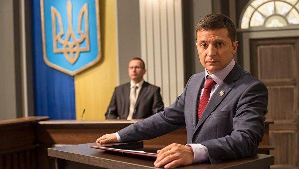 Президент Украины Василий Петрович Голобородько