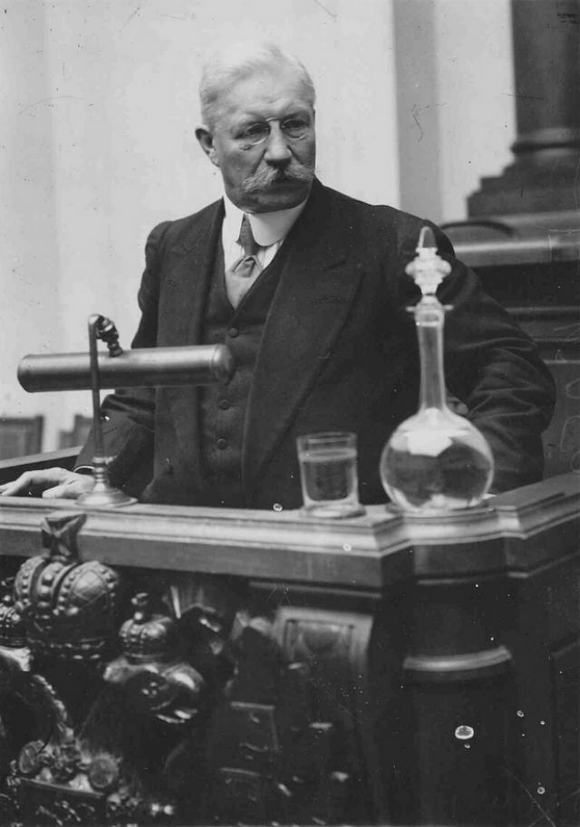 Павел Милюков. 1915