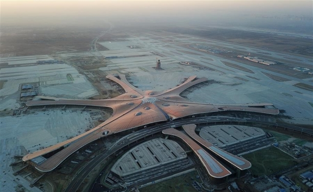 В китайской столице начинает работу новый международный аэропорт