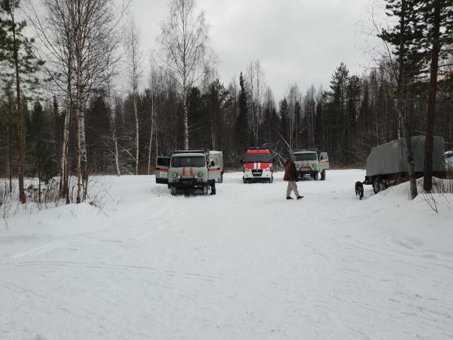 Трудные поиски, тяжёлое обморожение: детали спасательной операции на Урале