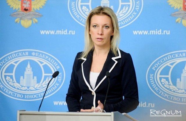 Спикер Верховной рады подрывает авторитет Совета Европы — Захарова