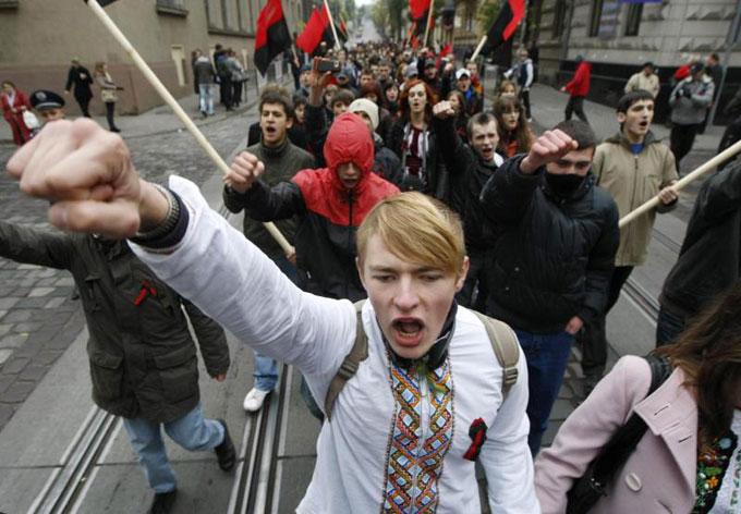 Молодые националисты