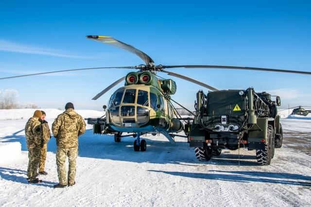 В Полтавской области начались учения авиации ВСУ