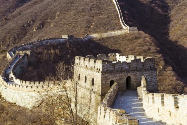 В Китае разработан генеральный план по сохранению Великой Китайской стены