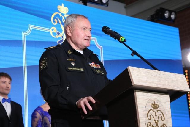 Судно ВМФ России отправится в «юбилейный» поход к Антарктиде