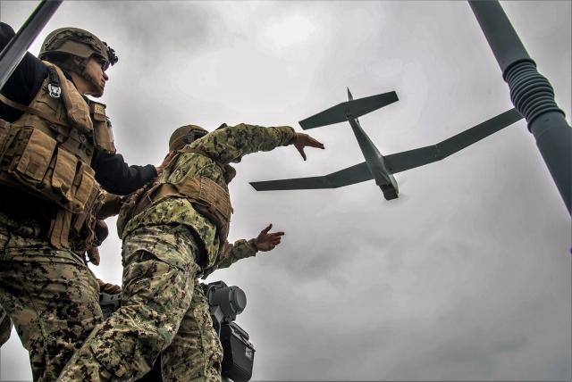 Армия США получит нано-беспилотник