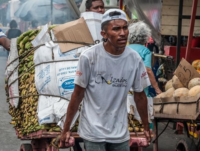 Житель Венесуэлы