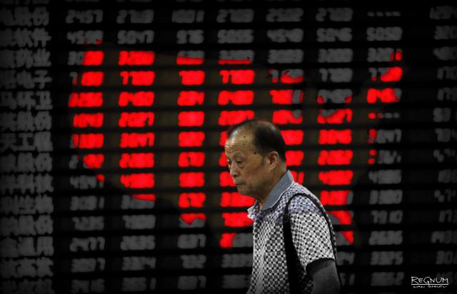 В Китае ожидается сокращение биржевой стоимости пакетов акций