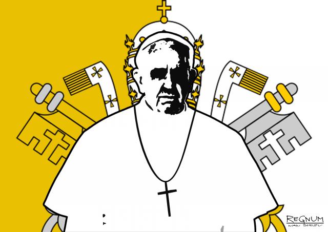 Почему Ватикан откладывает заявление по Венесуэле photo