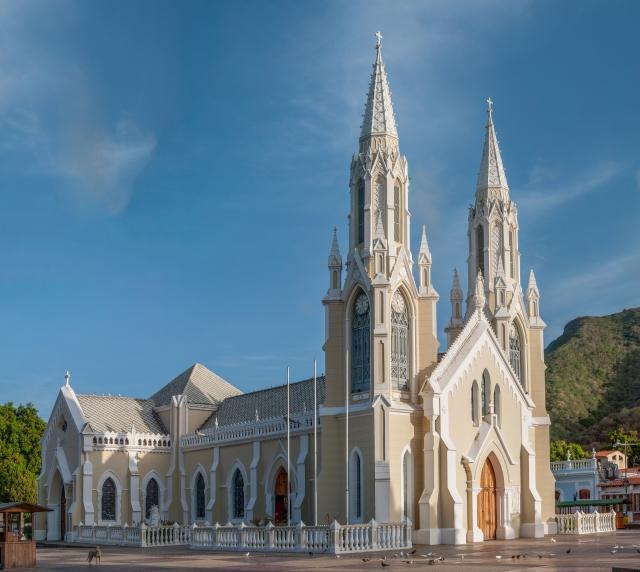 Базилика Богоматери Эль Валье