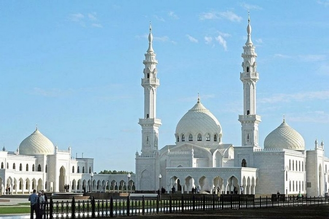 Белая мечеть. Болгар