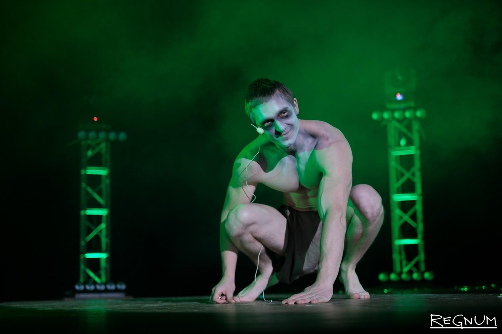 «Фитнес-шоу» в Краснодаре