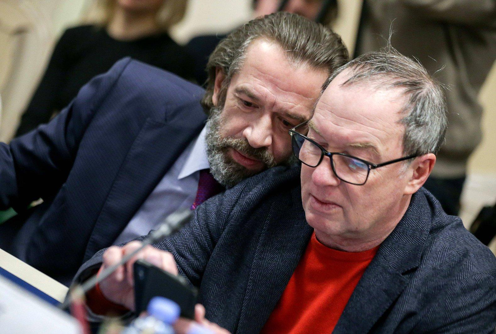 Владимир Машков и Сергей Урсуляк