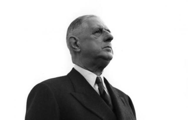 Шарль де Голь