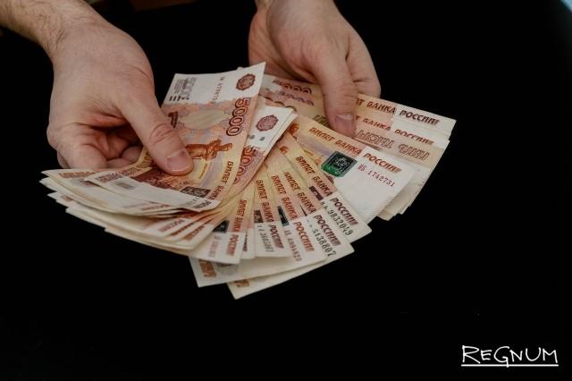 Расходы жителей России растут с начала января