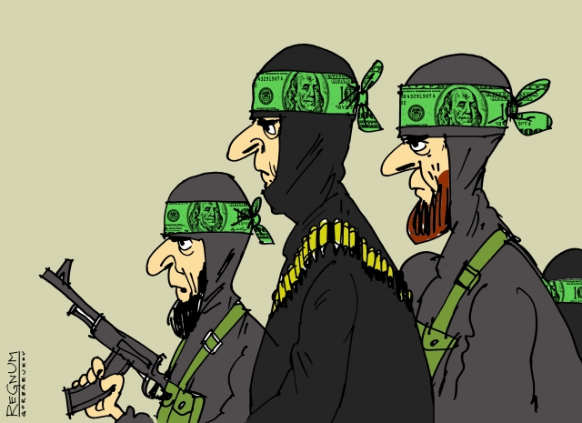 Золото ИГИЛ*: как устроена экономика терроризма