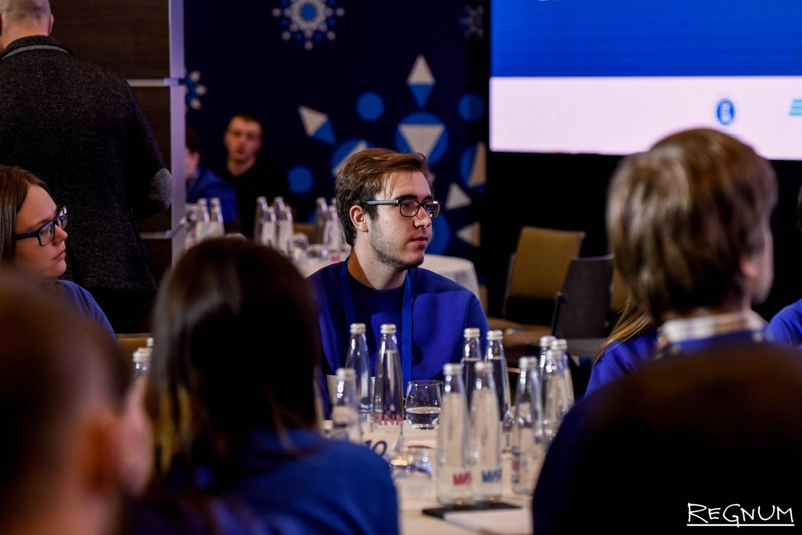 Открытие Зимней школы Банка ВТБ и НИУ ВШЭ «Финтех. Время меняться»