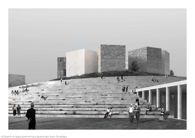 Беглова просят поддержать разработчиков концепции нового Музея блокады