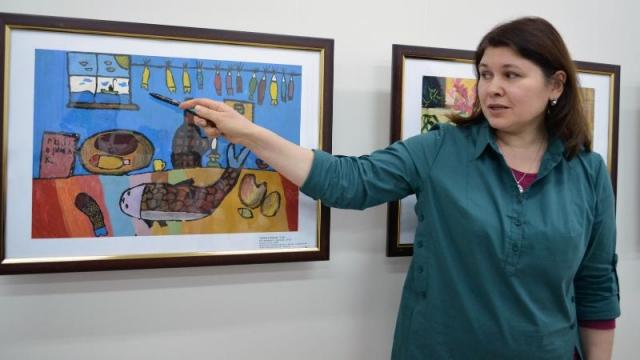 Искусствовед Мария Литвинова (г. Санкт-Петербург)