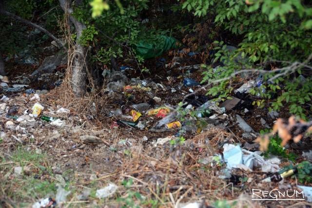 На юге Крыма снизили тарифы на мусор