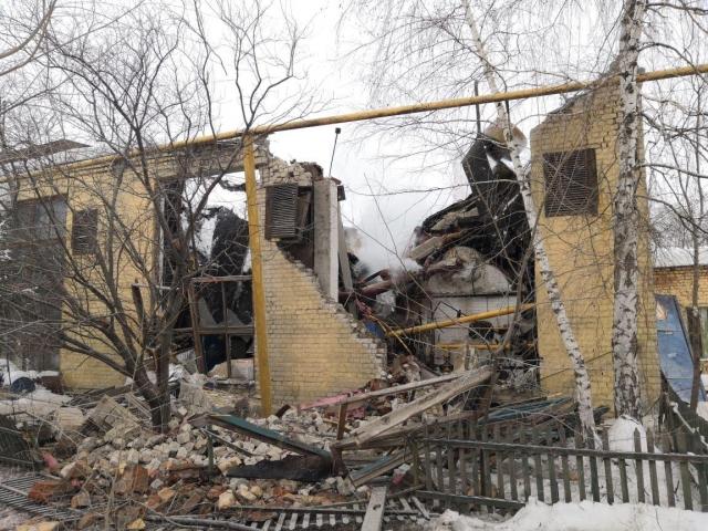 Обрушение котельной в Воронеже: один пострадавший и восемь домов без тепла