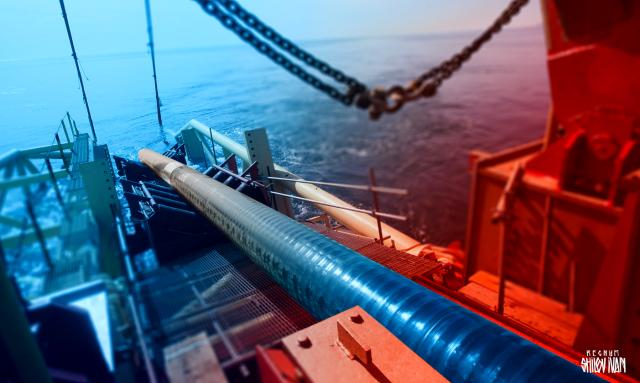 Архитектура «Северного потока — 2»: газовые мечтания Европейской комиссии