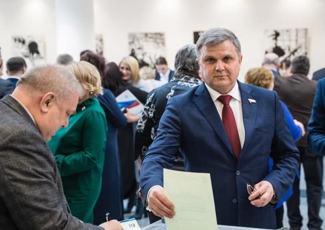 В Ярославле «Единая Россия» выбрала секретаря регионального отделения